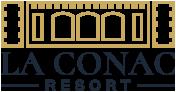 La Conac Resort – Bucurati-va de sederea dvs. la maxim! Logo